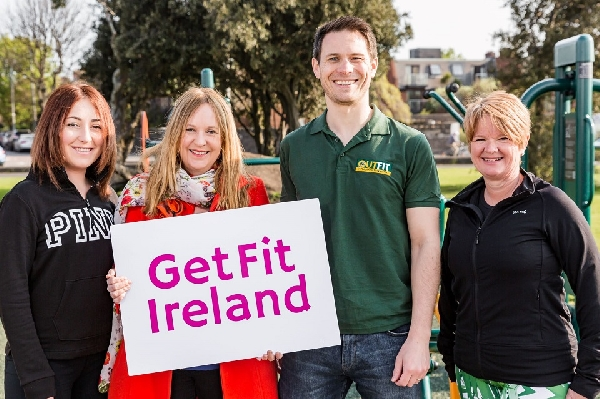New initiative from Get Fit Ireland