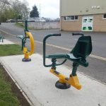 outdoor exercise stations