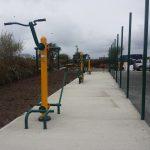 park gym equipment
