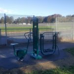 outdoor exercise park