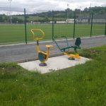 backyard workout equipment