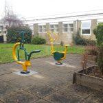 park workout equipment
