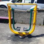 open air gym equipment
