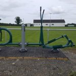 outdoor exercise equipment in public parks
