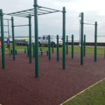 park exercise machine