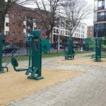 calisthenics park equipment