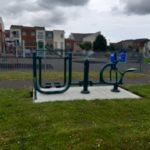 public park exercise equipment